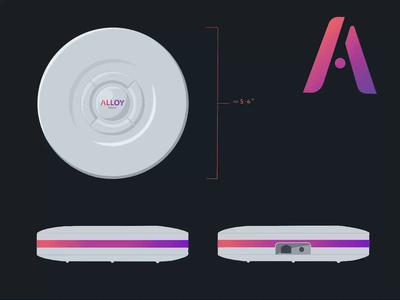 Alloy Home Hub Concepts #1