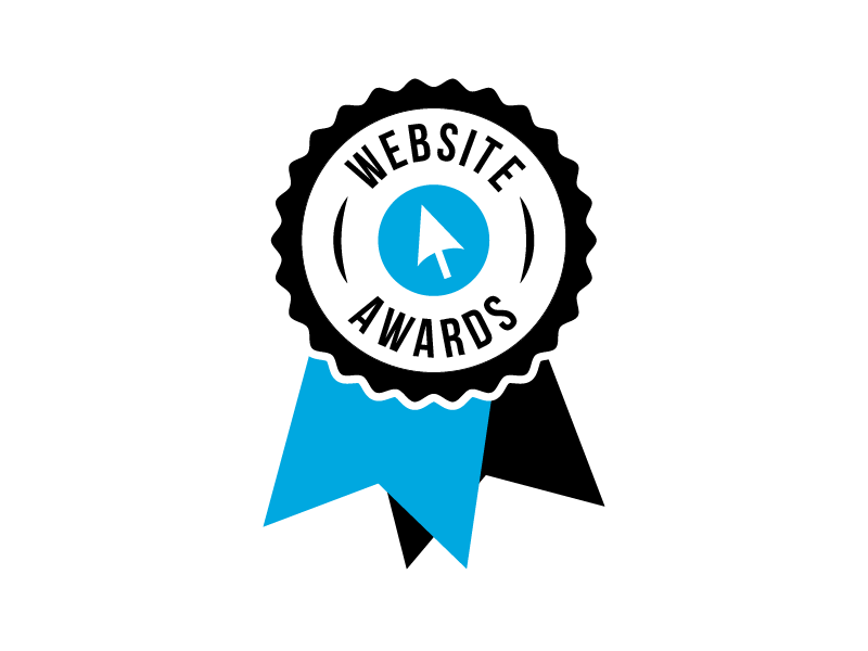 Website Awards Badge illustration badge award