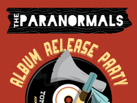 Paranormals poster