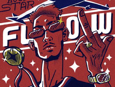 FLOW - Cover art para Sencillo