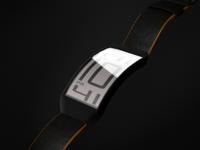 Phosphor DH05 E-Ink watch render
