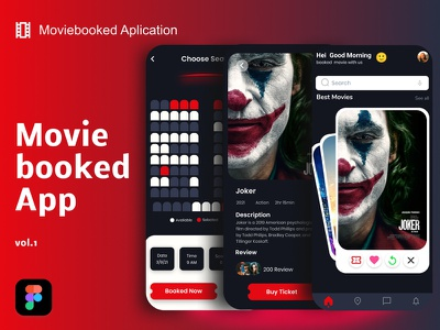 Movie Booked Apps