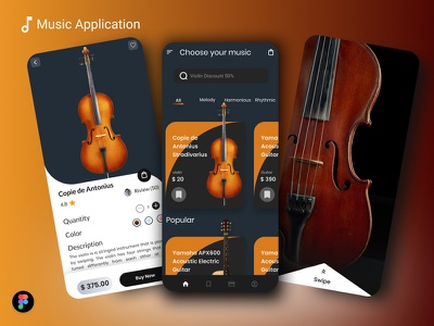 music store apps