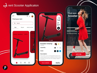 rent scooter apps