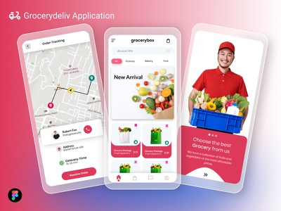Grocerydeliv Application