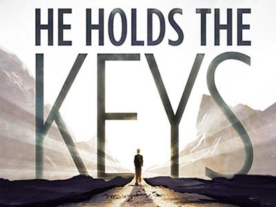 He Holds The Keys 2 easter sermon illustration concept art