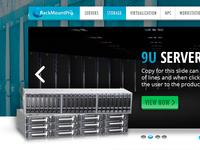 Server Wholesaler Homepage