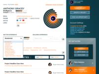 Architect Portal Web App Homepage