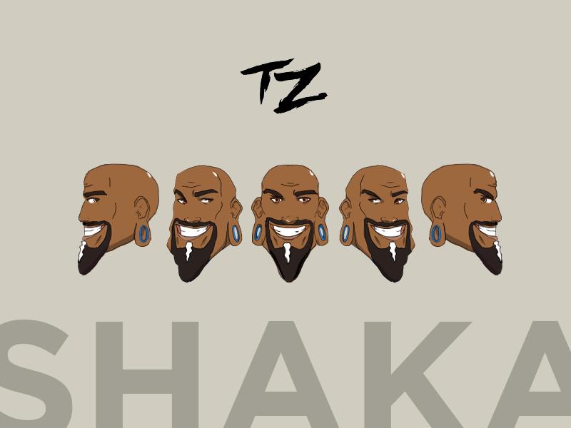 Shaka compare contrast
