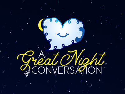 Logo Design for a Dating App for Insomniacs