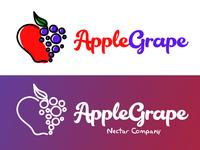Juice & Jam Shop Logo Design
