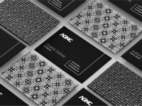 AGNC Business Card Design