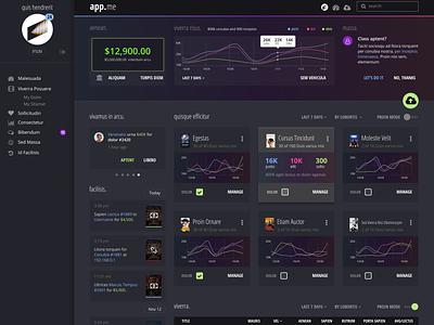 App Dashboard app management gallery app dashboard
