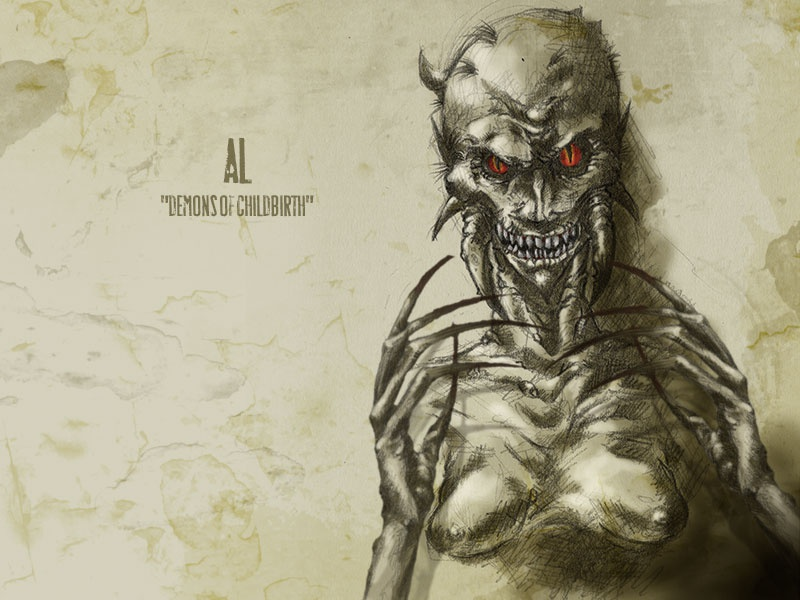 31DaysOfMonsters DAY 8: AL by Francisco Vargas on Dribbble