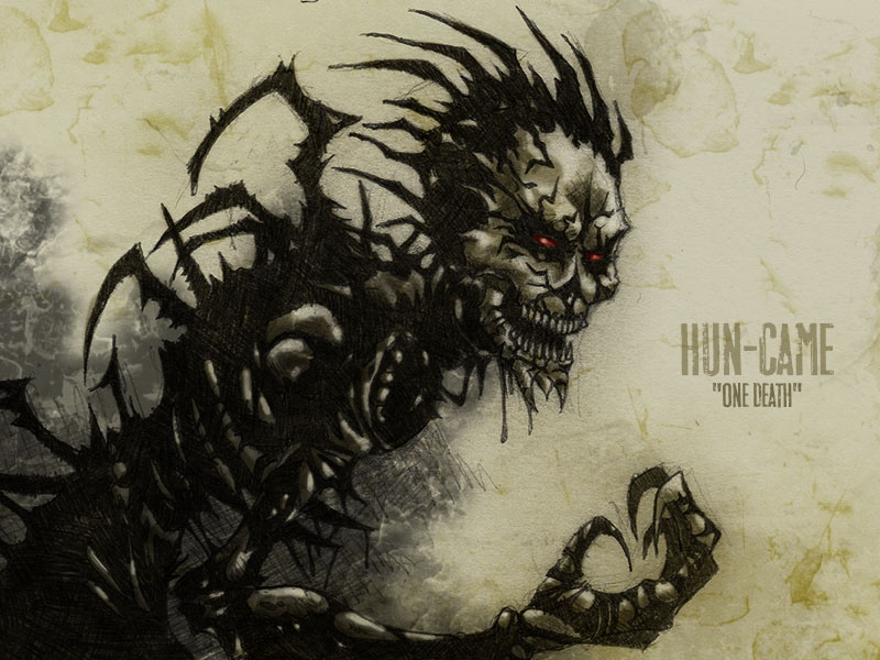 #31DaysOfMonsters DAY 22: Hun-Came (One Death) By