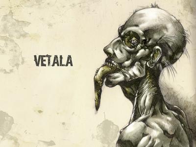 #31DaysofMonsters DAY 3: Vetala