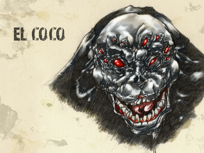 #31DaysofMonsters DAY 7: Coco