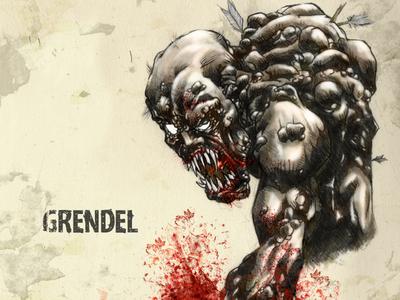 #31DaysofMonsters DAY 8: Grendel