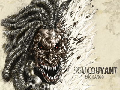 31DaysofMonsters Day 9:  Soucouyant (Loogaroo)