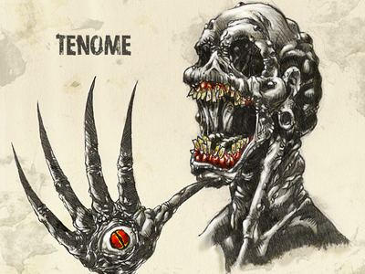 #31DaysofMonsters Day 10: Tenome
