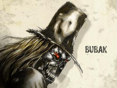 #31DaysofMonsters DAY 13: Bubak