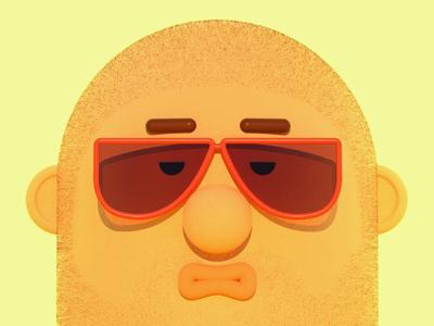 Carlos character design cinema 4d 3d character octane 3d modeling