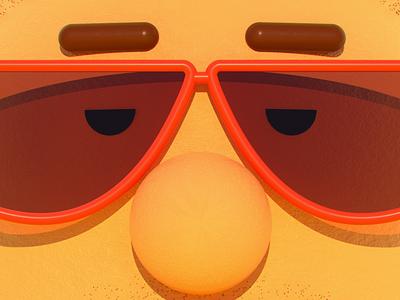 Carlos (close-up) character design cinema 4d 3d character octane 3d modeling