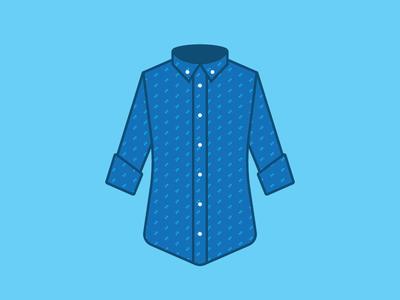 My New Shirt shirt illustration clothing fashion