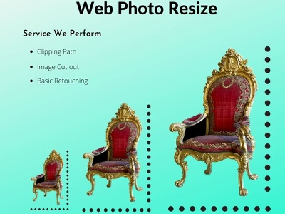 Web Photo Resize for eCommerce Product image cut out clipping path images background removal service product photo editing service ecommerce photo editing
