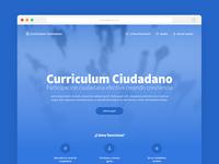 Curriculum Ciudadano
