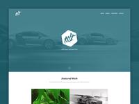 Tilt Website