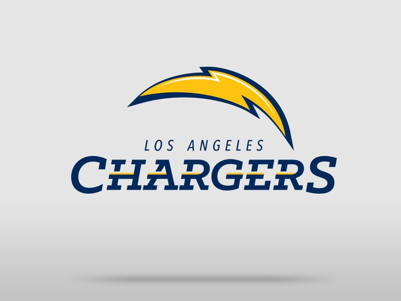 Los Angeles Chargers Logo By Steve Paterson Dribbble