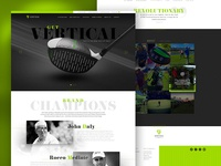 Golf Site Preview