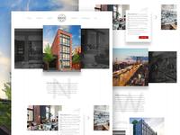 Architecture Site Pitch
