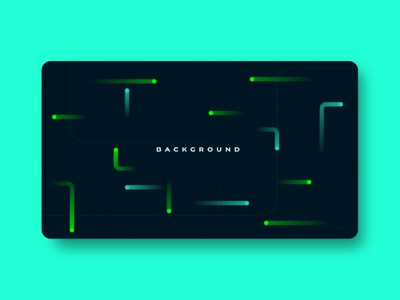 Simple Shape Gradient Background web