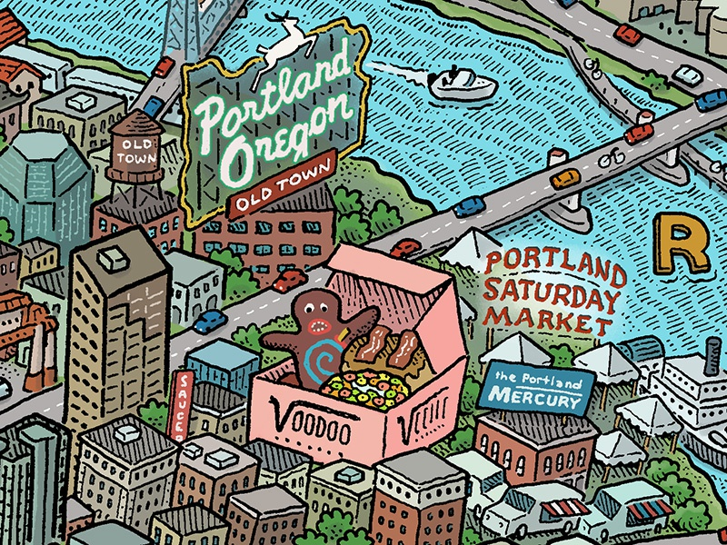 Portland Map: Downtown by Mario Zucca on Dribbble on downtown fremont map, downtown galway map, downtown cumberland map, montavilla portland map, portland airport map, brooklyn map, downtown cardiff map, downtown jefferson city map, se portland map, portland zip code map, downtown ogunquit map, downtown bismarck map, u of portland map, downtown san diego map, downtown lake oswego map, downtown bridgeport map, downtown seattle map, downtown oregon city map, paramount hotel portland map, downtown denton map,
