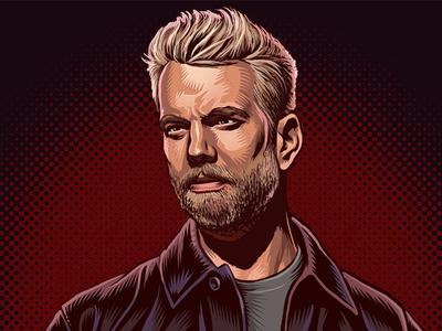 Anthony Jeselnik Portrait