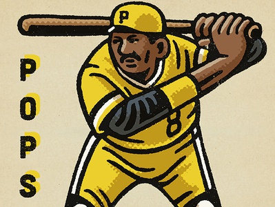 Willie Stargell Portrait