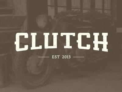 Clutch Logotype