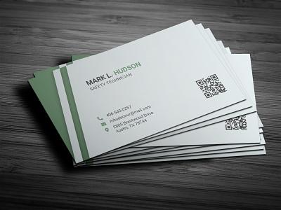 Modern Minimal Business Card Design card business stationery graphic design print design print unique flyer logo design logo creative modern corporate business card minimal design custome professional business card design branding