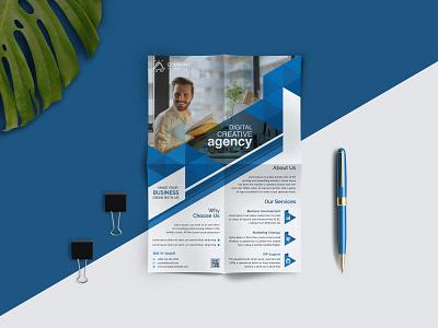 Corporate business flyer design template postcard poster catalog real estate design modern business corporate minimal creative booklet magazine leaflet brochure flyer design flyer branding graphic design print design