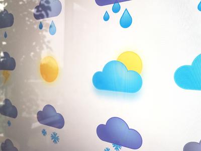 weather for Jike app