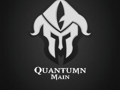 Quantumn Main Logo illustration logo
