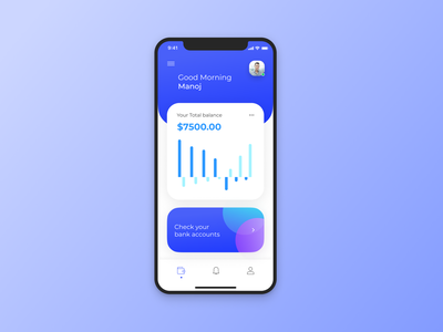 Finance app Design finance app payments app mobile ui figmadesign figma ux ui design