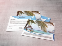 Travel postcard design travel postcard design travel agency postcard travel tour simple print ready postcards postcard online nature multipurpose holiday corporate postcard corporate company clean business postcard business advertisement advert