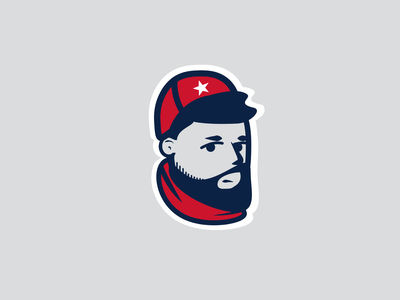 NFL Supporter vector illustration vector vectorart illustration