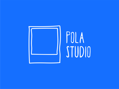 Pola Studio DLC 25 photography photographer photo studio polaroid pola ios ui ui ux logotype dailylogodesign logodesign design vector logo happinessdesigns dailylogochallenge corto bert branding
