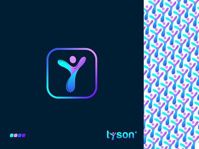 Modern Inspirision -  Logo Design design modern logo illustration gradient flat logo branding unique logo gradient logo minimal brand icon company logo abirhossainsajul sajul2590 symbol inspirision icon logo