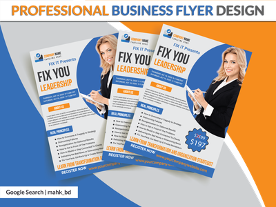 Professional Business Flyer Design. graphic company flyer artwork professional design logo design flyer email signature design corporate postcard clickable email signature clean building branding design branding concept branding and identity identity advertising flyer advertising advertisement