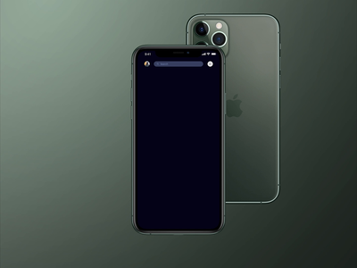 Liquid Swipe type website minimal principle sketch web ux design app animation ui